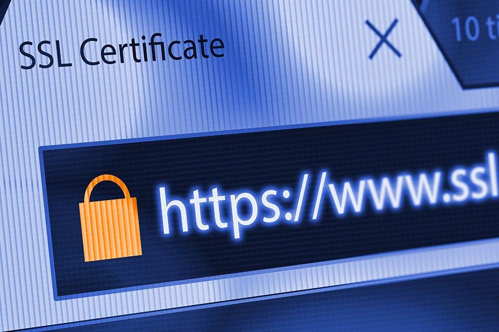 Cambios para certificados SSL
