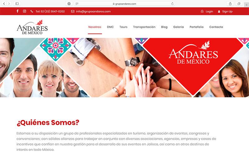 Andares de México