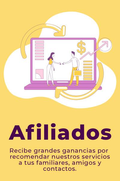 afiliados hospedaje web